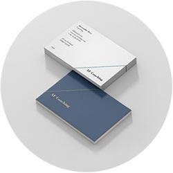 Solution d'impression pour vos cartes de visite, vos cartes de correspondance ou encore vos cartes PVC, Sarth'Enseignes